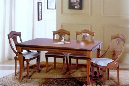 میز غذا خوری عصایی