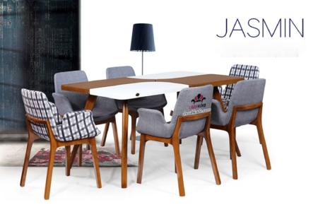 میز غذا خوری جاسمین