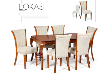 میز غذا خوری لوکاس
