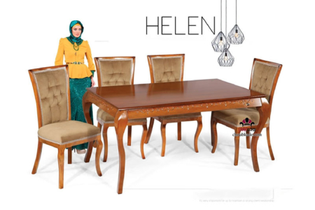میز غذا خوری هلن