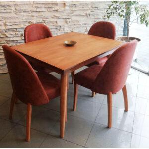 فروش میز ناهار خوری چوبی