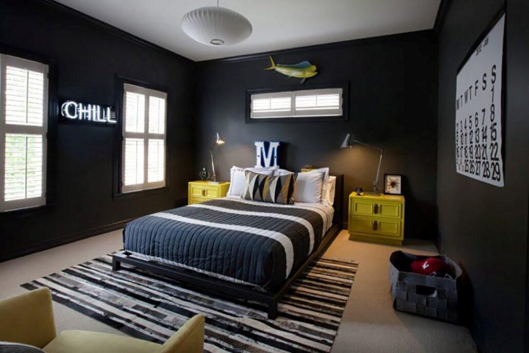 فرش و قالیچه در دکوراسیون اتاق خواب