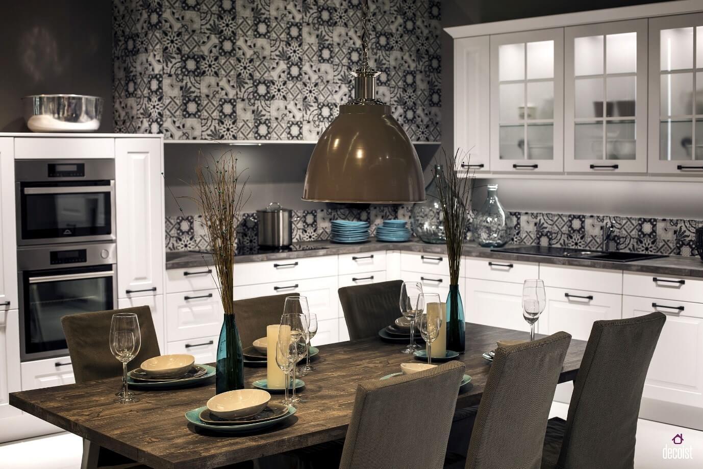 میز ناهار خوری مناسب آشپزخانه