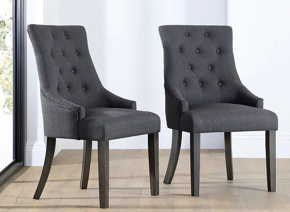 صندلی ناهارخوری پارچه ای
