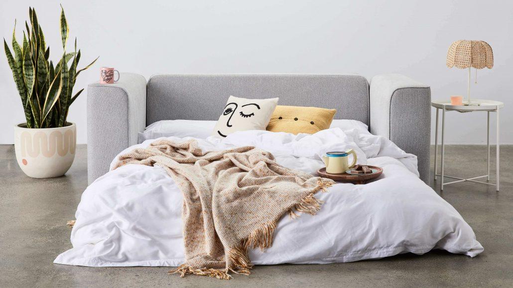 مبل تختخواب شو طبی