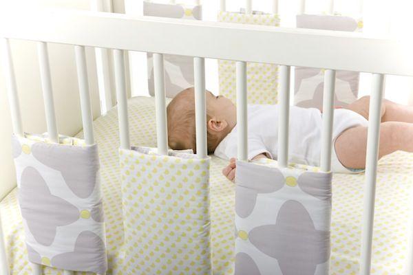 تخت خواب و حفاظی مناسب برای کودک