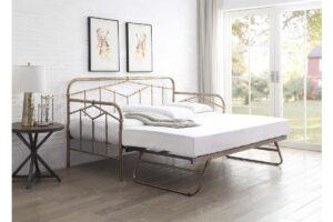 معرفی انواع تخت خواب فلزی حفاظ دار