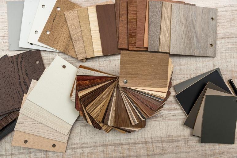 چه رنگی برای چوب مبل مناسب است