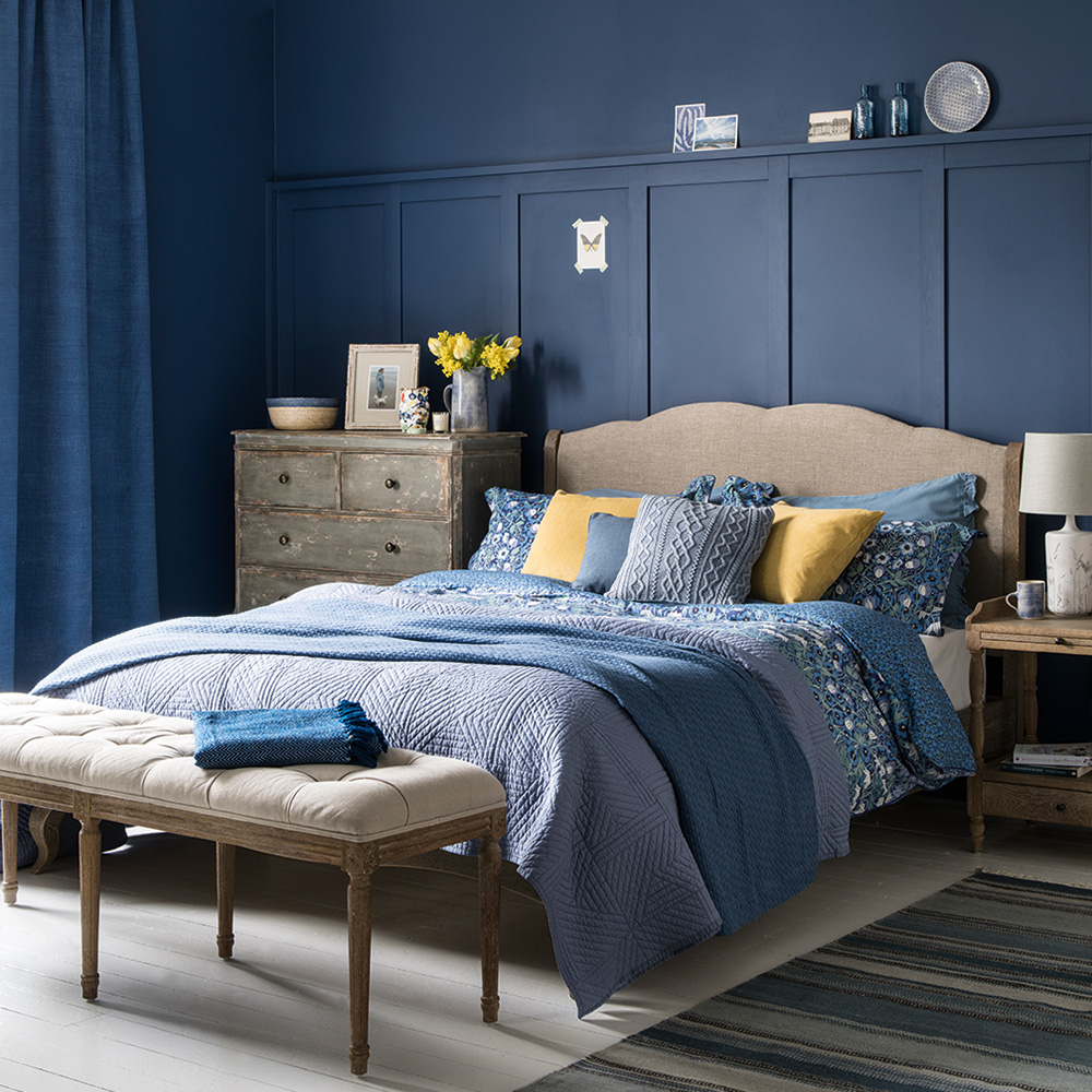 چه رنگی برای سرویس خواب مناسب است